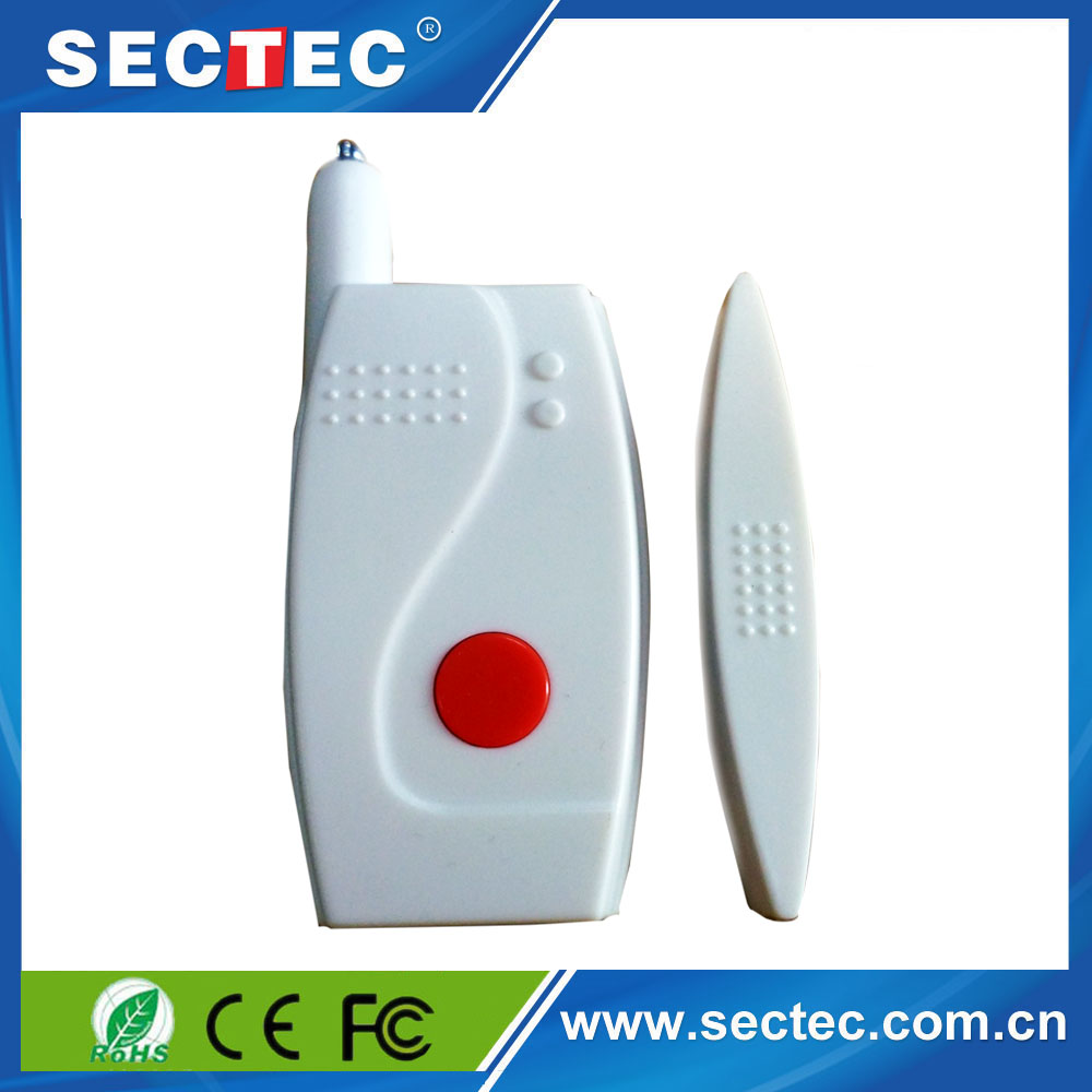 china alibaba Work with Home IP camera for alarm Wireless automatic door sensor