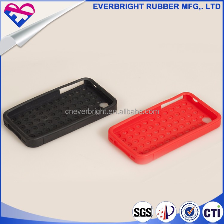 Eco-friendly material rubber case