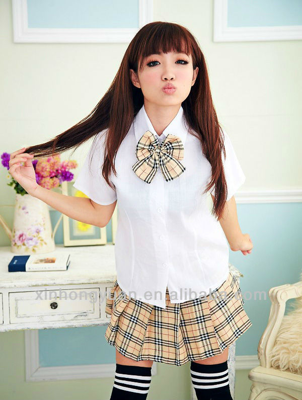 Korean High School Uniforms School Girls Sex Uniform Buy School Girls Sex Uniformkorean High School Uniformssexy High School Girls Uniforms Product On