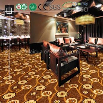 Oriental Patterned Wall To Carpet Vidalondon