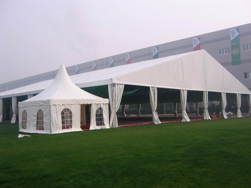 40x100m Exhibition tent trade show PVC transparent cover tent expo tent & 40x100m Exhibition Tent Trade Show Pvc Transparent Cover Tent Expo ...