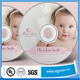 custom order round CD DVD adhesive label sticker
