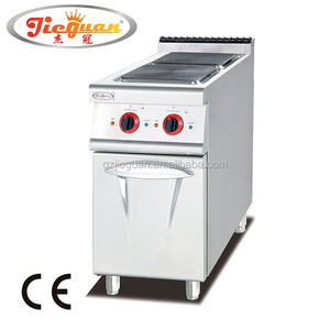 2 Hot Plates Stainless Steel Electric Cooker EH-877