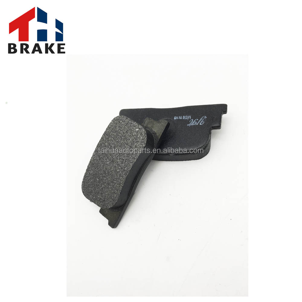 TOYO TA COROLLA 2007 YEAR REAR mk brake pad