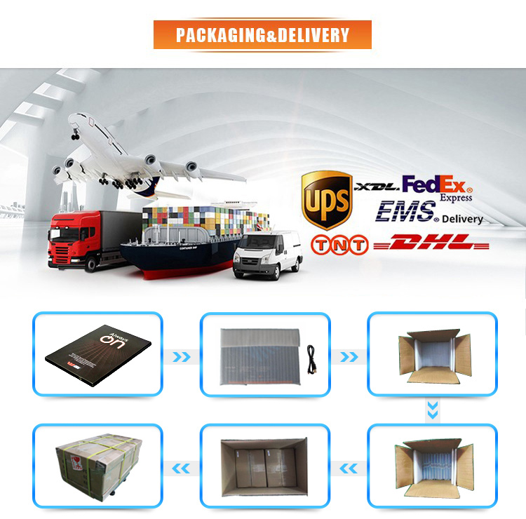 "Factory Customized LCD Video Packing Box 2.4"",3.5"",4.3"",5"",7"",10"" Screen Video Player Box for Luxury Packaging"