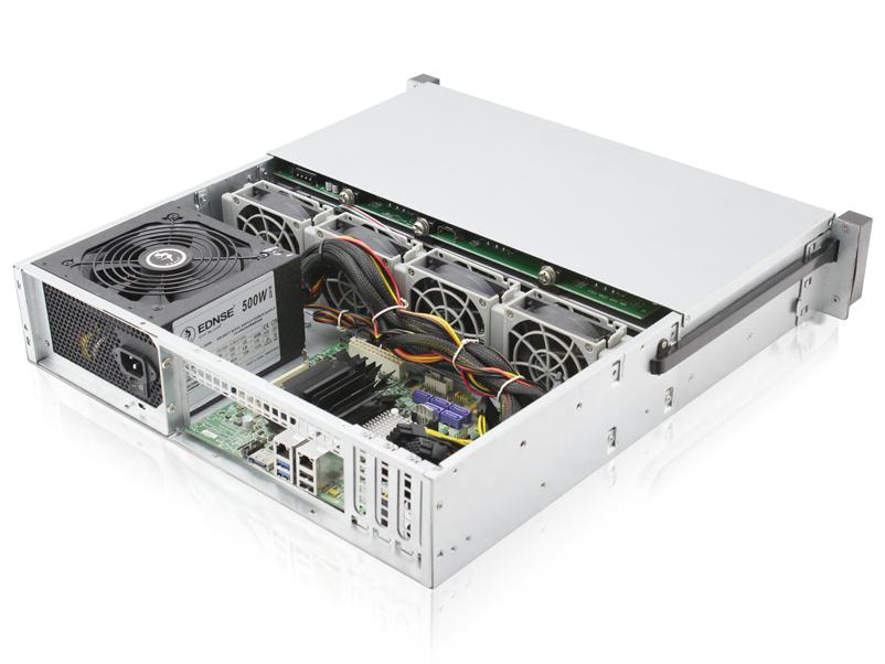 Ed212h48-t3 2015 New Design 12 Bay Hot Swap 2u Nas Server Case ...
