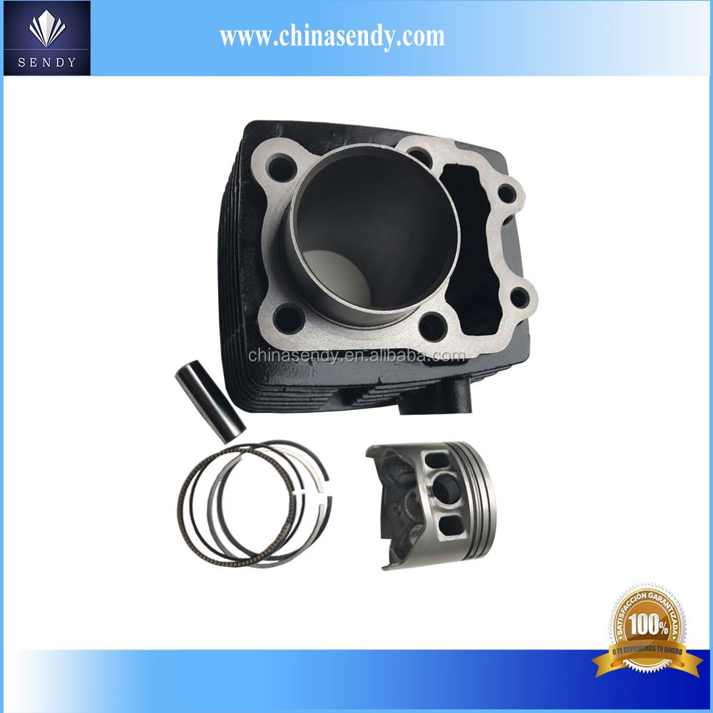 Motorcycle Bajaj Engine Parts Cylinder for CT100 and Pulsar150