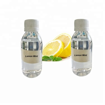 Liquid flavoring concentrate Lemon Mint flavor for Diy juice in the new year 2019