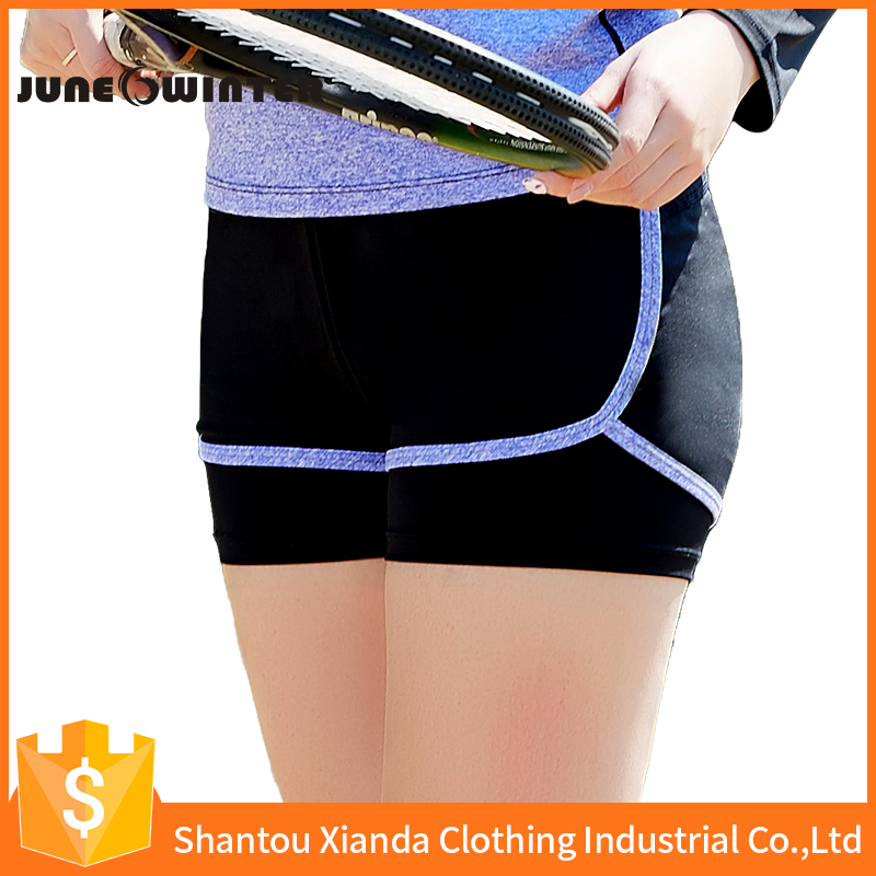 Wholesale/Low price Gym Yoga popular shorts outdoor running shorts plus size women