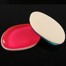 Aanbevelen Custom baby siliconen make up powder puff voor cosmetica