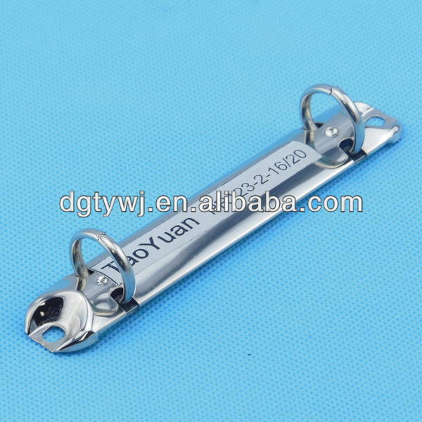 Branded new arrival 120mm d ring bulldog clips