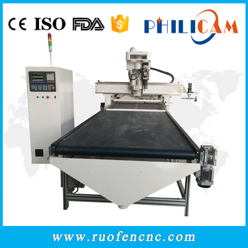 Philicam china multipurpose wood furniture making cnc machine 3d cnc cutting machine