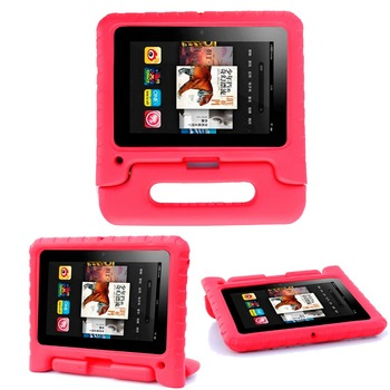 EVA foam anti shockproof for 2012 kindle fire hd 7 kid proof case