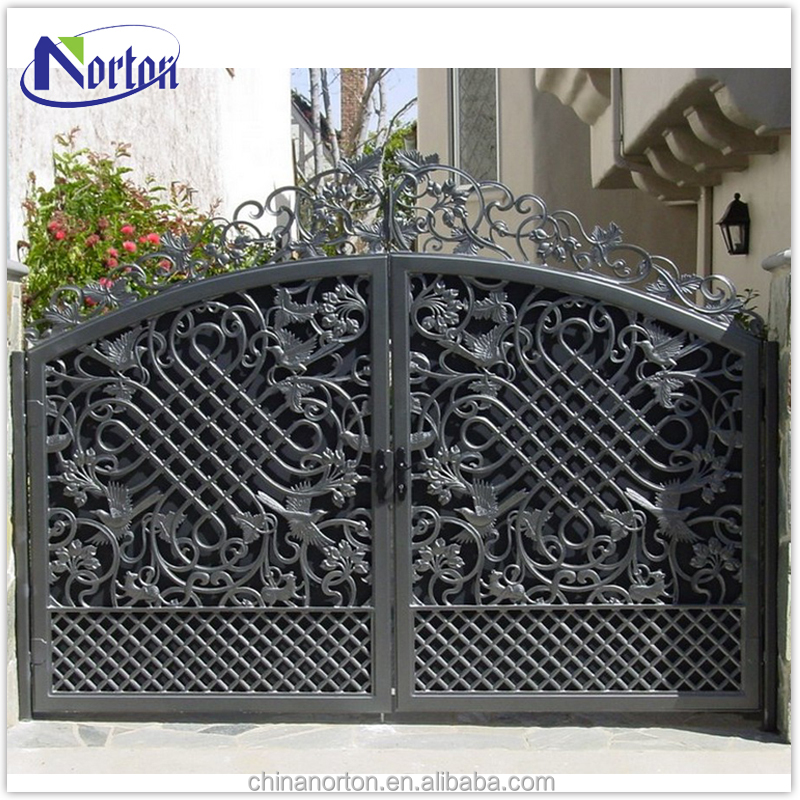 Modern Sliding Gate Designs For Homes Flisol Home