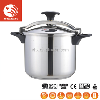 Kitchen Queen Cookware Stainless Steel High Quality Rice Cooker