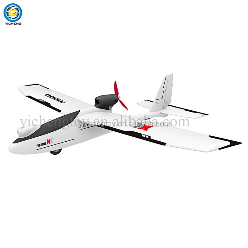 Wl super giant remote control rc jet airplane foam brusheless remote control electric rc plane rtf