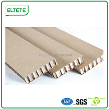 filling material paper honeycomb ceiling panel
