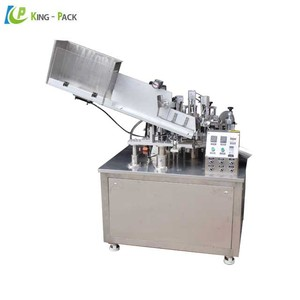 Automatic filling sealing machine for Chocolate paste