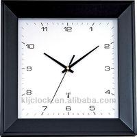Modern plastisc Radio Controlled Wall Clock