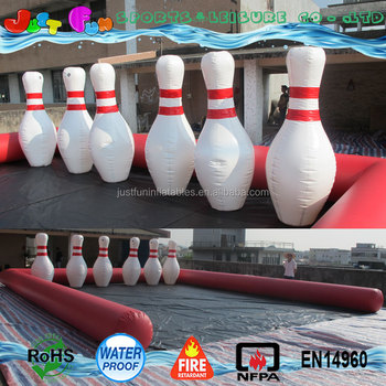 Custom Outdoor Inflatable Human Bowling Pins For Sale - Buy Inflatable  Human Bowling,Human Bowling,Inflatable Human Bowling Pins Product on