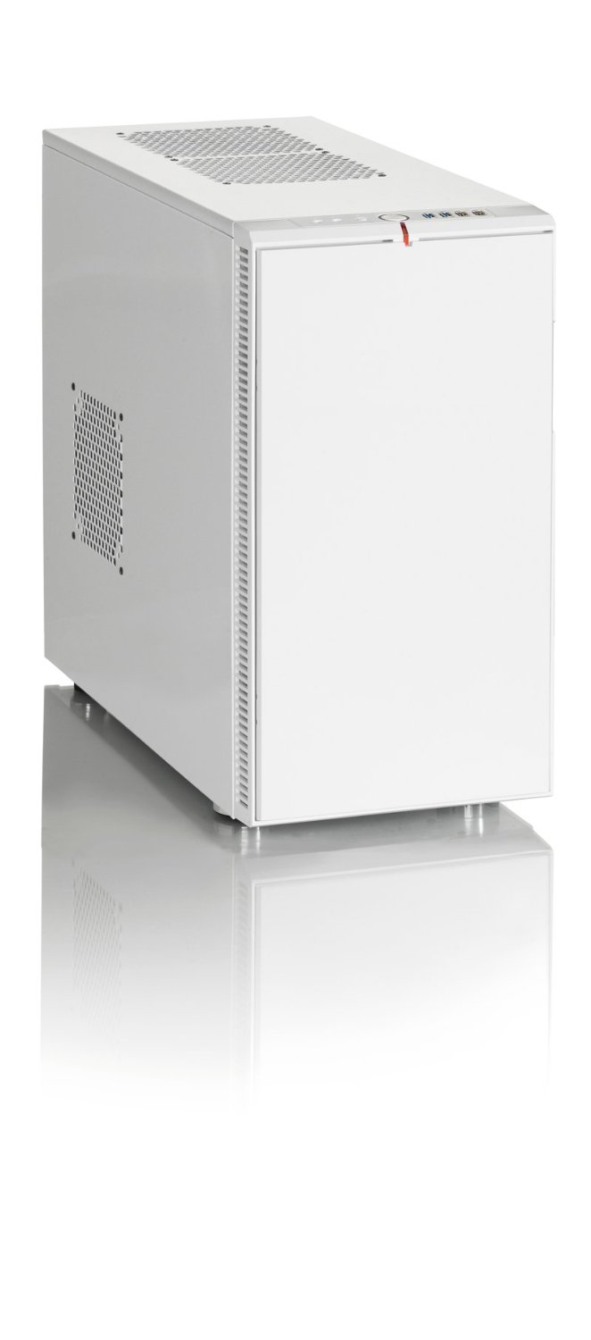 Fractal Design Define R4 Cases, Arctic White (FD-CA-DEF-R4-WH)