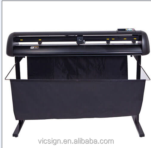 "Good factory wholesale vinyl cutting plotter with CE and RoHS 42"" artcut plotter software free cutting plotter VICSIGN HL1080"