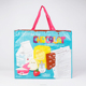 Wholesale Cheap Promotional Reusable PP Woven Material Shopping Tote Bag