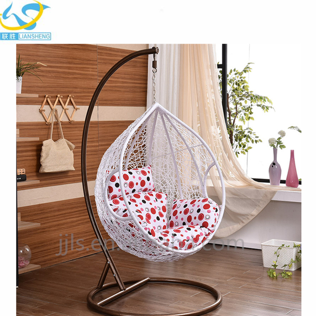 Hot Sale Hanging Indoor Swing Chair Clear Hanging Bubble Chair Cheap  Hanging Rattan Egg Chair The
