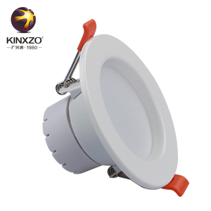 Easy installation adjustable 5W 350 lumen led surface mounted downlight