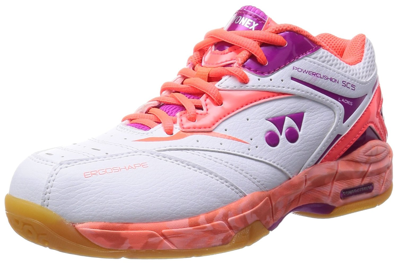 Yonex badminton shoes Power Cushion sc5Ladies shbsc5l Coral Orange(320)