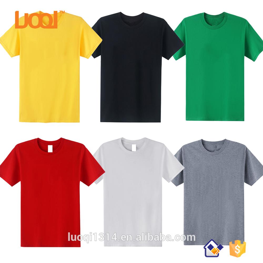 Manufacturer Design Your Own T Shirt Cheap No Minimum