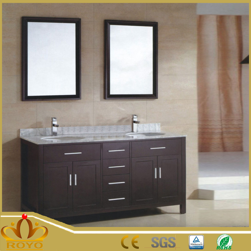 China 18mm mdf pvc mirror factory hanging wall wholesale bathroom cabinet buy cabinet for Bathroom vanities china wholesale