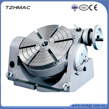 Horizontal Rotary Tables Milling Machine Tools Accessories Buy