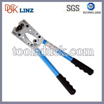 101 0 Awg Factory Compe Ive Usa Grainger Cable Lug Crimping Plier Tools Mechanical