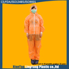 SMS disposable coverall with hood with our boot