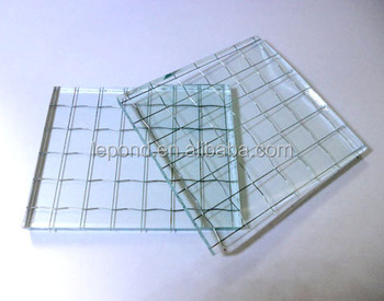 For Sale Fireproof Glass Panels Clear Toughened Safety
