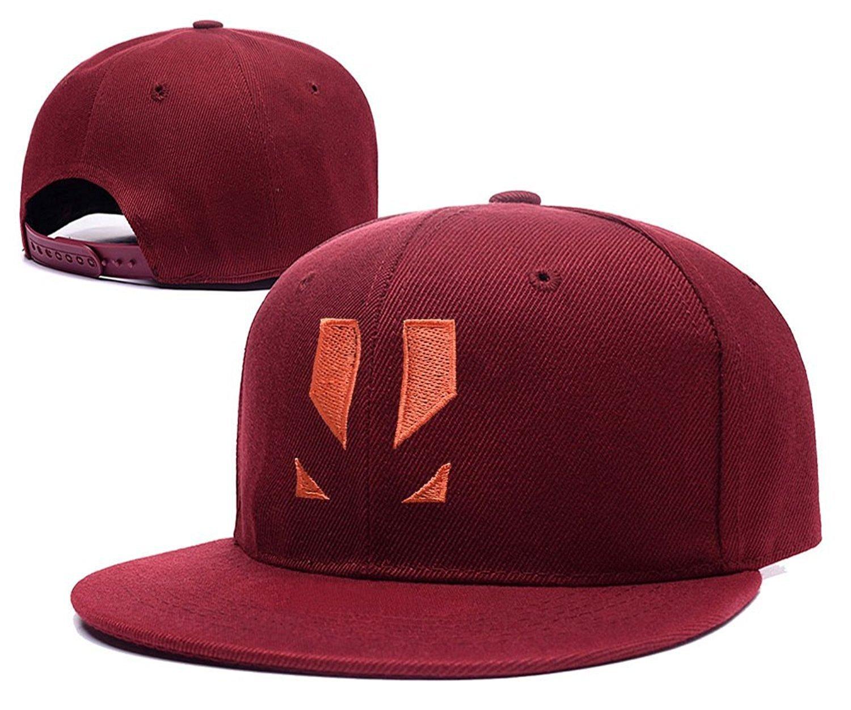 Get Quotations · YAPADD Skate 3 Game Logo Adjustable Snapback Caps  Embroidery Baseball Hats Visor 8613e2a6a53