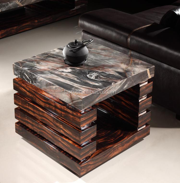 modern nature marble living room coffee table center table, View ...