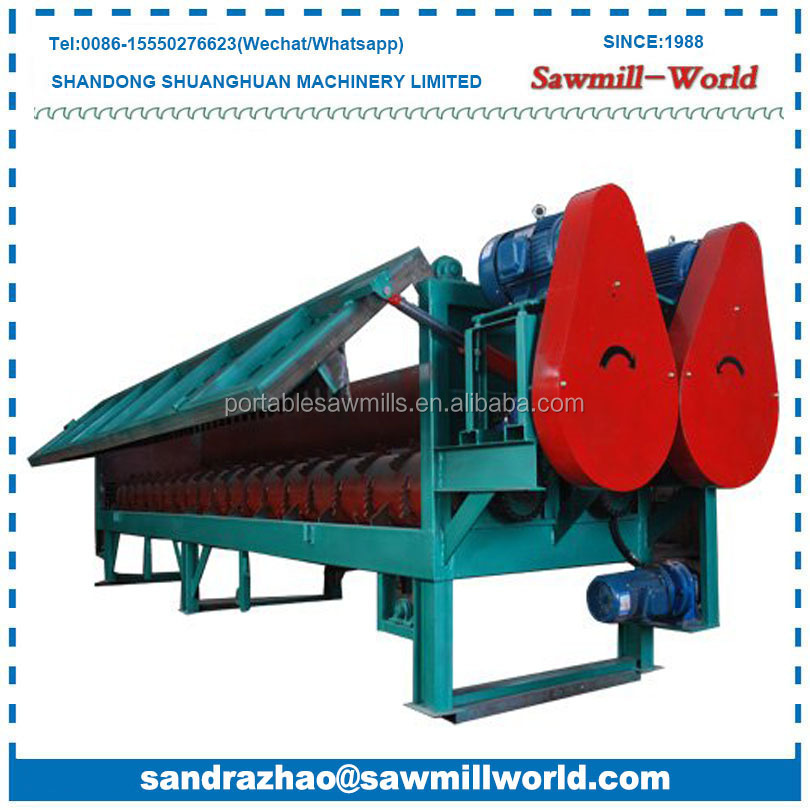 wood log debarker for sale,debarking machine,debarked pine wood logs
