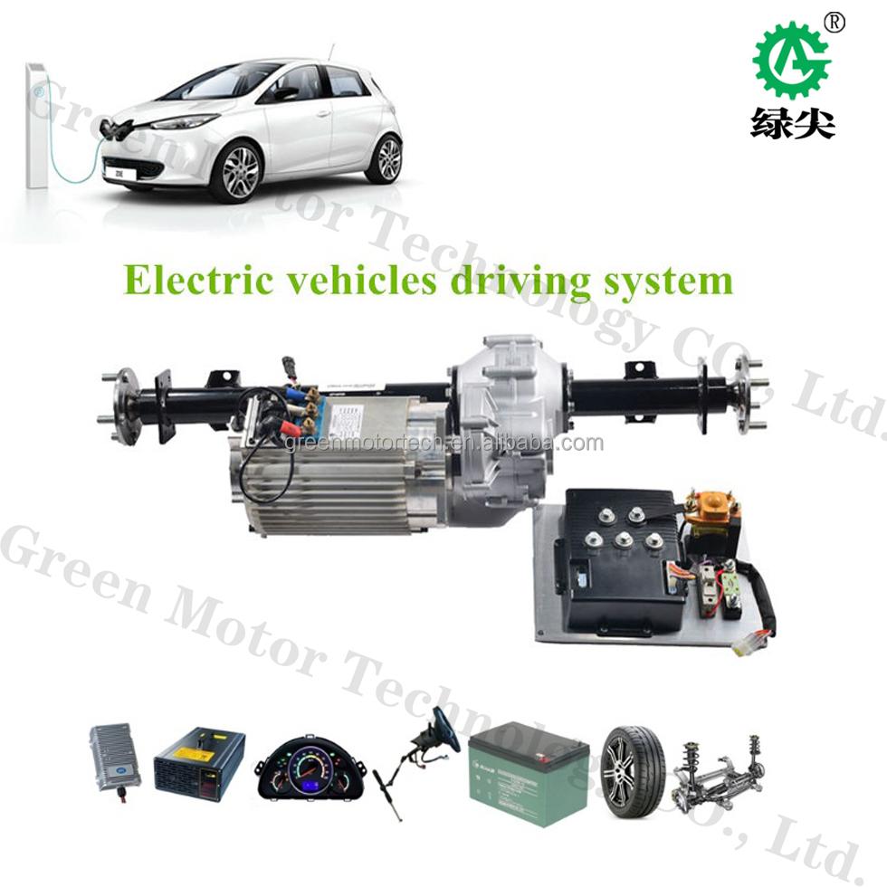 Ce prezzo basso auto elettrica motore 15kw 20kw 30kw per for Electric car motor price