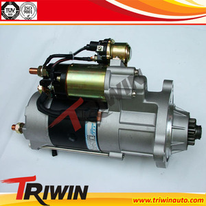 China Low wholesale price 6CT 8.3 Engine starter 3102763 3103952 4944701