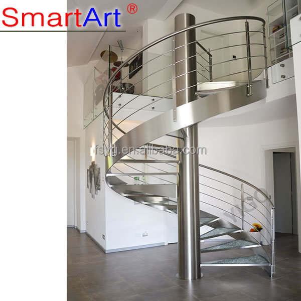 Prefabricated Spiral Stairs, Prefabricated Spiral Stairs Suppliers And  Manufacturers At Alibaba.com