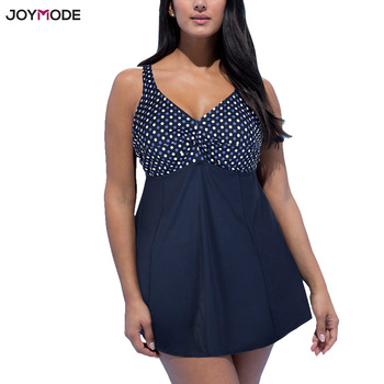 Robe Femme De Taille Joymode Plus Maillot Bain Grande Jupe OIdB0qwB