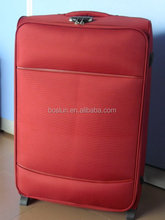 2014 hot selling polyester luggage