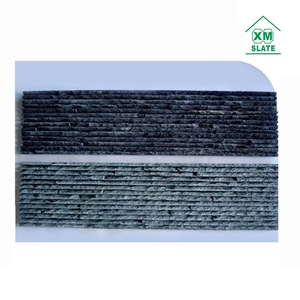 Specializing in the production building materials exterior wall stone cladding outdoor slate stone 3d wall tile panel
