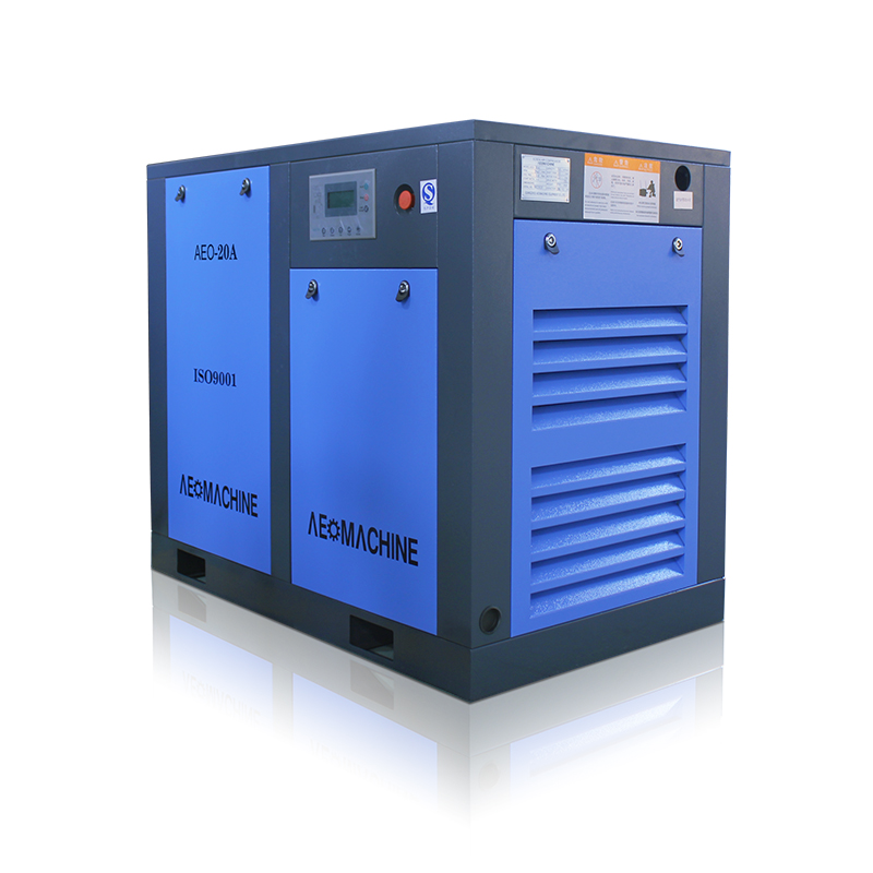 15kw 12 bar lage druk luchtcompressor made in italy