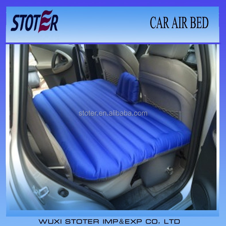 Oxford cloth back seat inflatable air bed