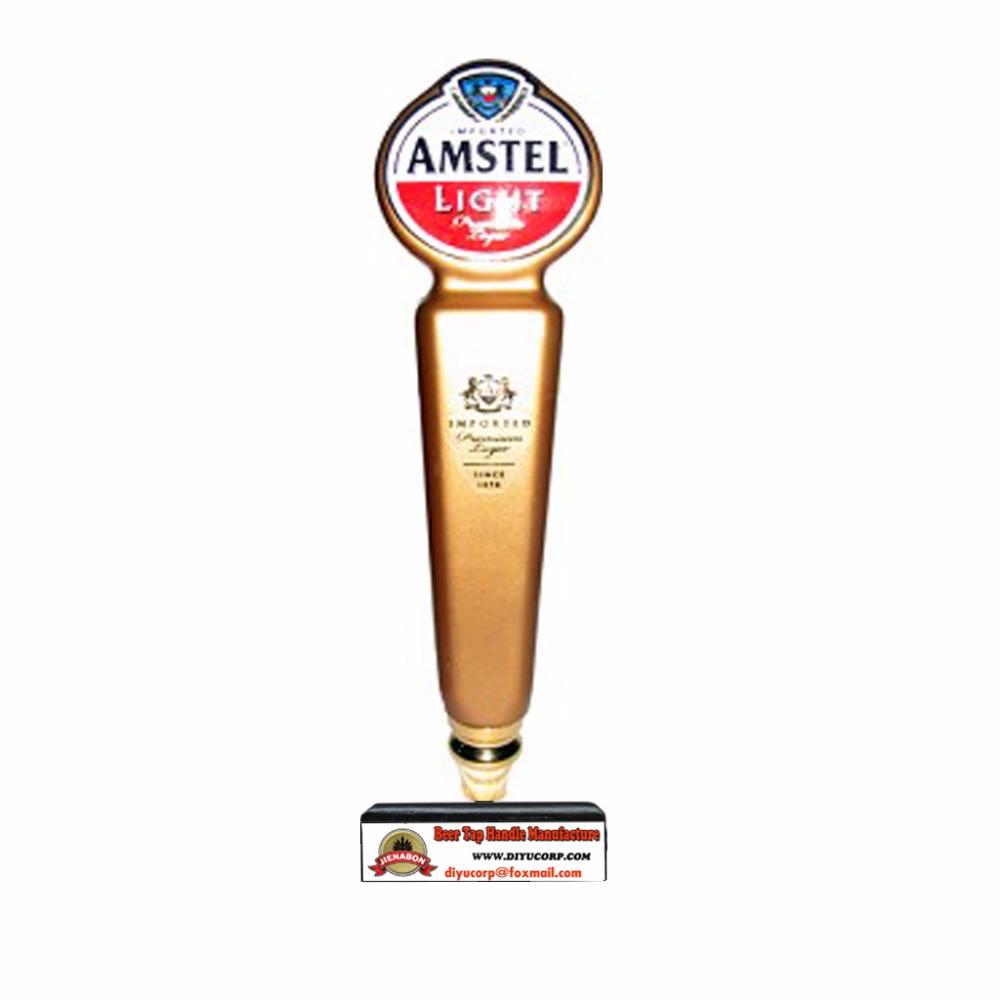 Amstel Light Beer Tap Handle/custom Beer Tap Handle/beer Tap Handle   Buy  Beer Tap Handle,Beer Tower,Beer Tap Product On Alibaba.com
