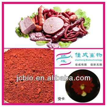 Organic Natural Food Colouring Powder For Halal Meat Sausage - Buy ...