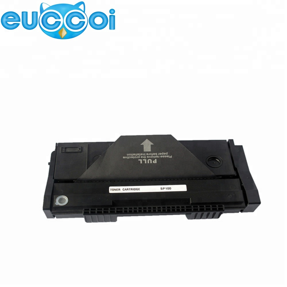 Voor Ricoh SP 100 compatibel printer tonercartridge met chip voor Ricoh Aficio SP100 SP110 SP112 112SF 112SU printer
